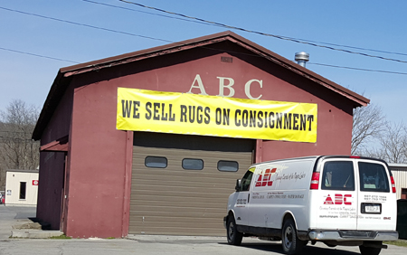 We sell rugs on consignment