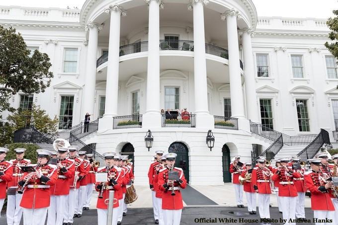 White House Ready for Easter Egg Roll 2018