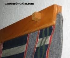 Apply Velcro