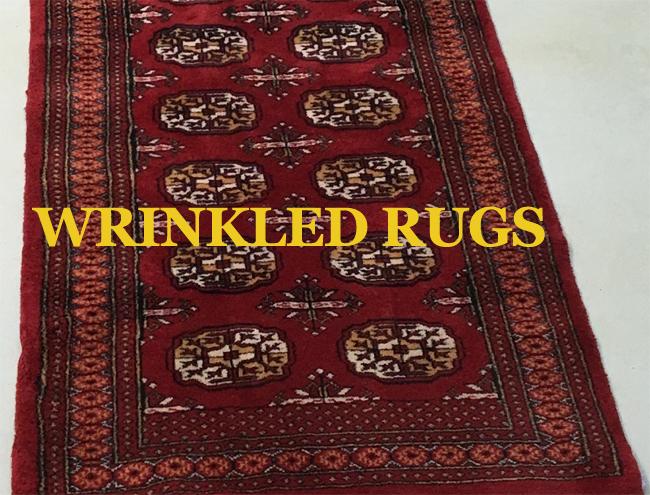 Wrinkled Rugs