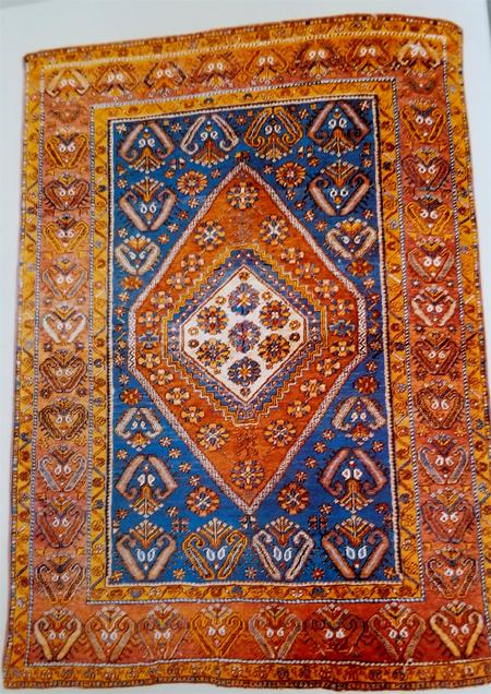 Yahyali Oriental Rug - 19th Century